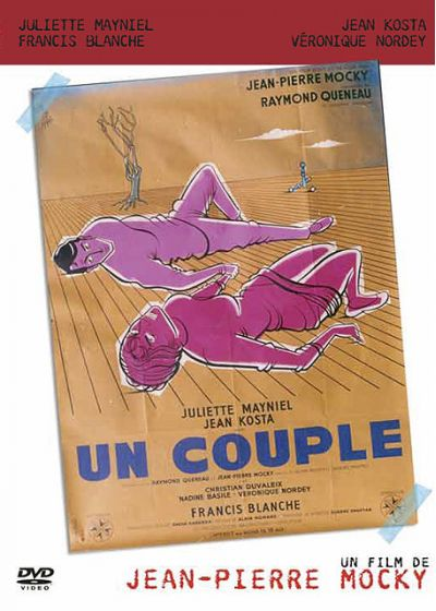 Un couple - DVD