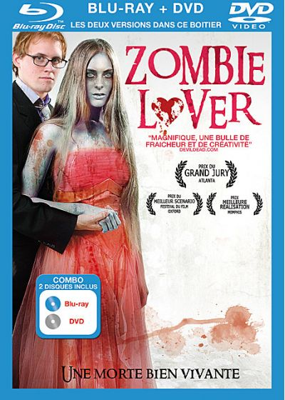 Zombie Lover (Combo Blu-ray + DVD + Copie digitale) - Blu-ray