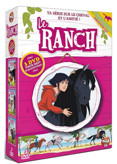 Le Ranch - Coffret 3 DVD (Pack) - DVD