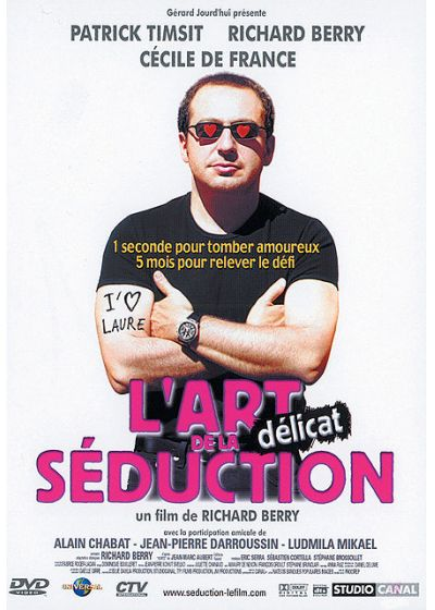 L'Art (délicat) de la séduction - DVD