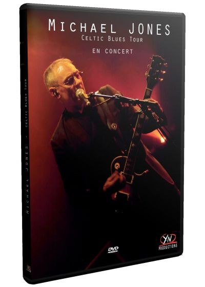 Michael Jones : Celtic Blues Tour - DVD