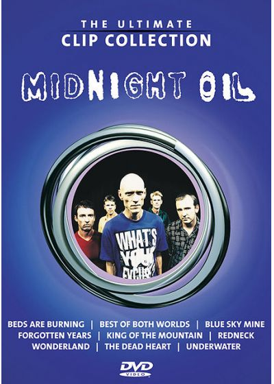 Midnight Oil - The Ultimate Clip Collection - DVD