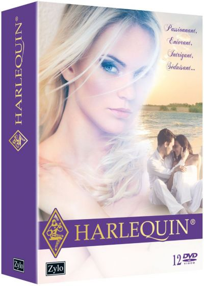 Harlequin - Coffret 12 films (Pack) - DVD