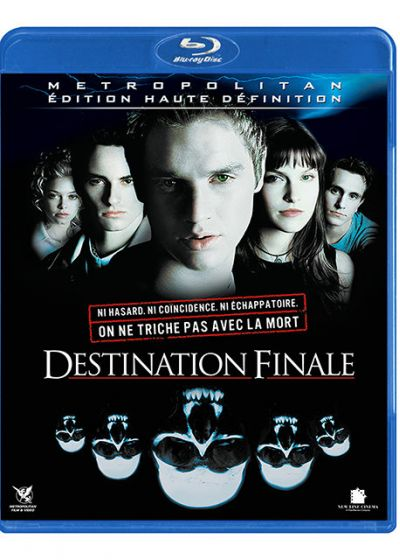 Destination finale - Blu-ray