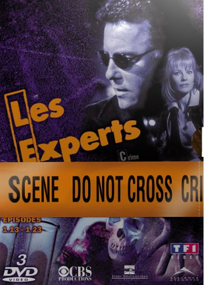 Les Experts - Saison 1 vol. 2 - DVD