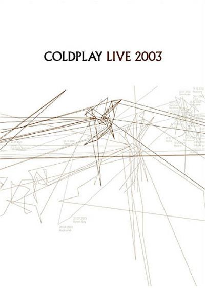 Coldplay - Live 2003 (Édition Deluxe Limitée) - DVD