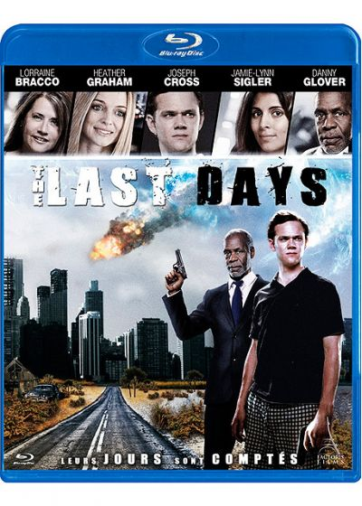 The Last Days (Blu-ray + Copie digitale) - Blu-ray