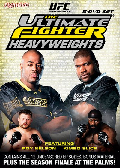UFC 10 : The Heavyweights - DVD