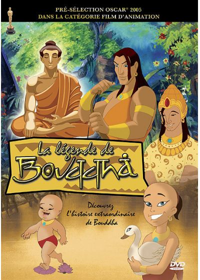 La Légende de Bouddha (Édition Simple) - DVD