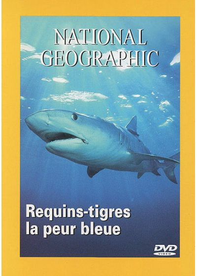 National Geographic - Les requins tigres - DVD