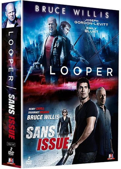 Looper + Sans issue (Pack) - DVD
