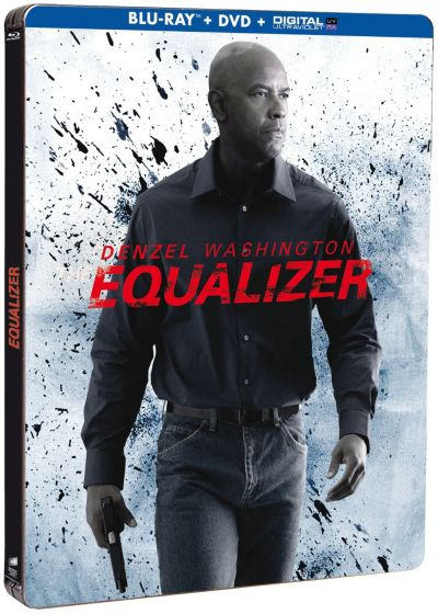 Equalizer (Combo Blu-ray + DVD + Copie digitale - Édition boîtier SteelBook) - Blu-ray