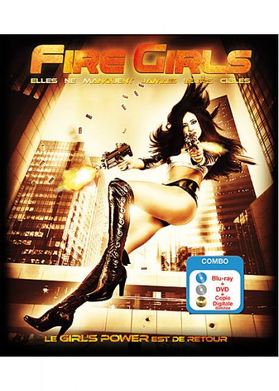 Fire Girls (Combo Blu-ray + DVD + Copie digitale) - Blu-ray