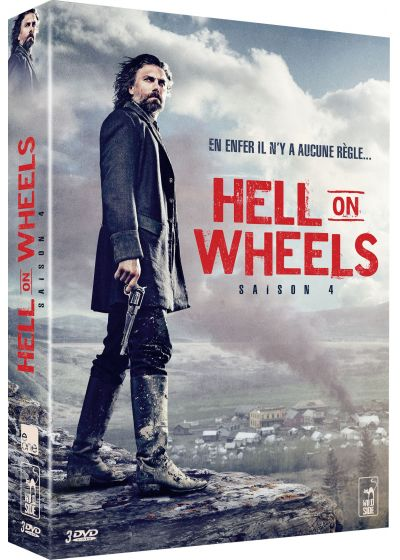 Hell on Wheels - Saison 4 - DVD