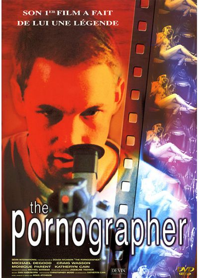 The Pornographer - DVD