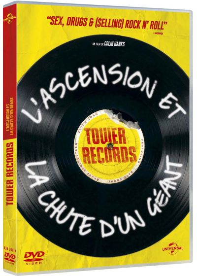 Tower Records, l'ascension et la chute d'un géant - DVD