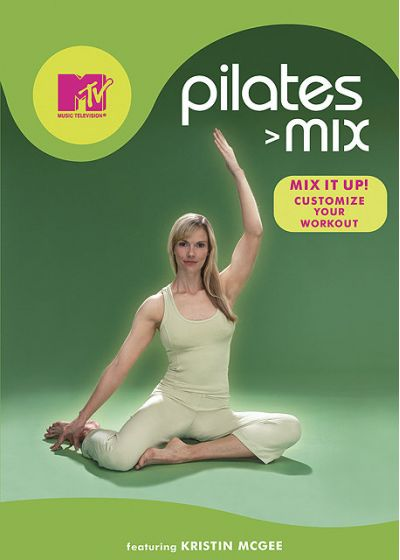 MTV Pilates Mix - DVD