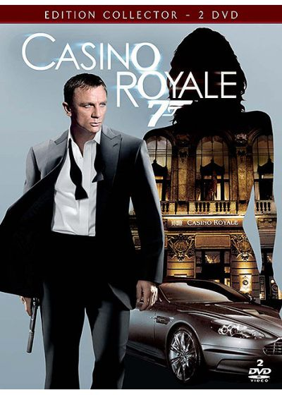 Casino Royale (Édition Collector) - DVD