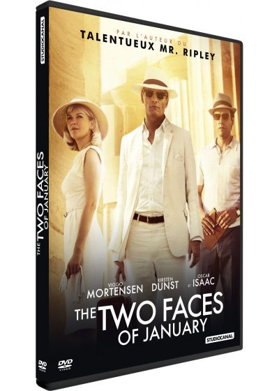 Two Faces of January - DVD