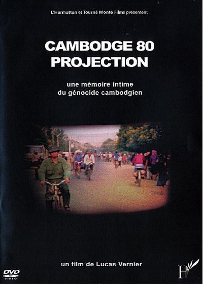 Cambodge 80 Projection - DVD