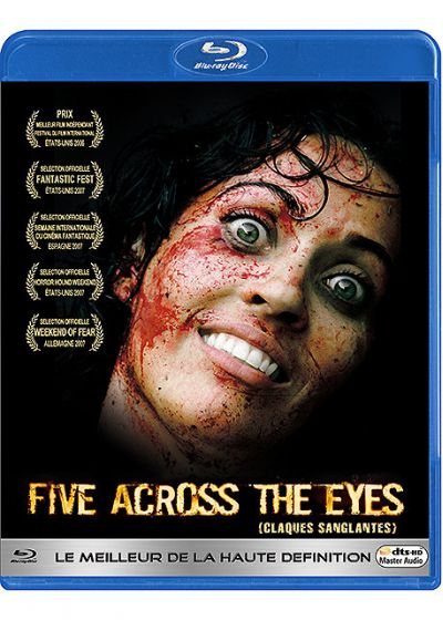 Five Across the Eyes (Claques sanglantes) - Blu-ray