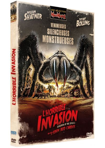 L'Horrible invasion - DVD