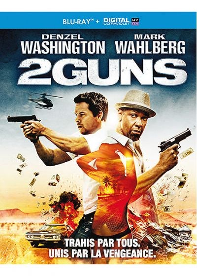 2 Guns (Blu-ray + Copie digitale) - Blu-ray