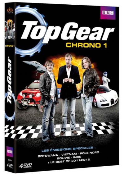 Top Gear - Chrono 1 - DVD