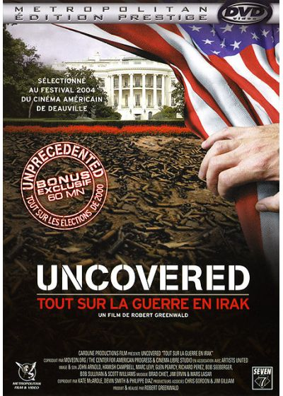 Uncovered (Édition Prestige) - DVD