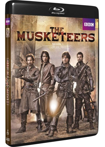 The Musketeers - Saison 1 - Blu-ray