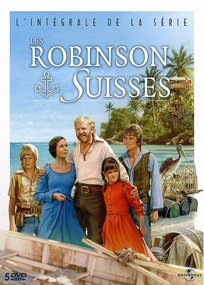 Les Robinsons Suisses - DVD
