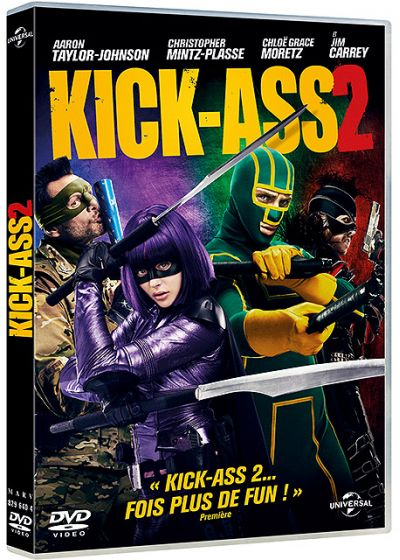 Kick-Ass 2 - DVD