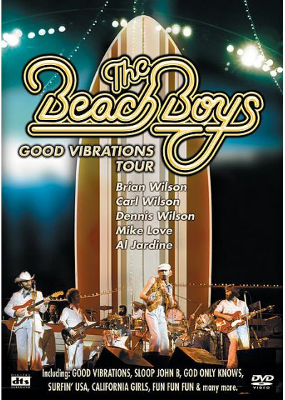 The Beach Boys - Good Vibrations Tour - DVD