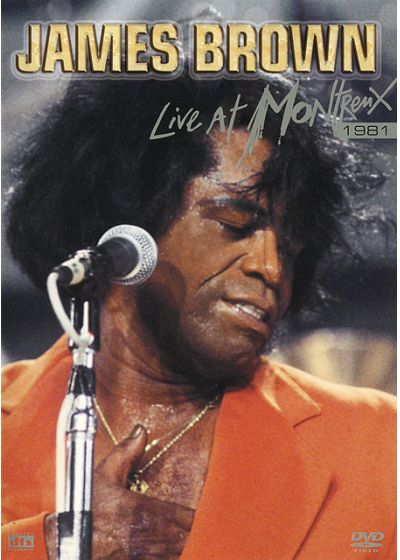 Brown, James - Live at Montreux 1981 - DVD