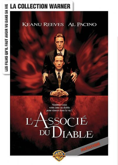 L'Associé du diable (WB Environmental) - DVD