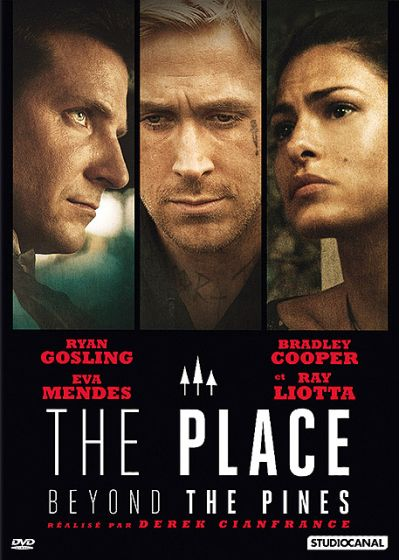 The Place Beyond the Pines - DVD