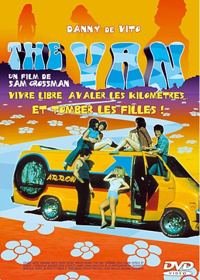 The Van - DVD