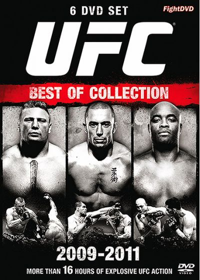 UFC : Best of Colleciton 2009-2011 - DVD