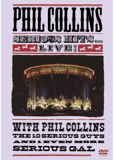Collins, Phil - Serious Hits... Live! - DVD