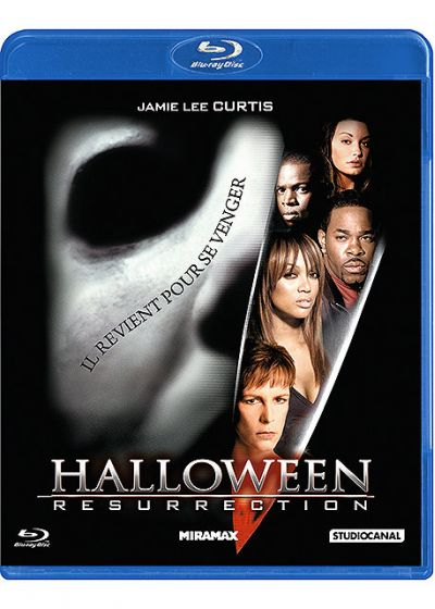 Halloween - Resurrection - Blu-ray