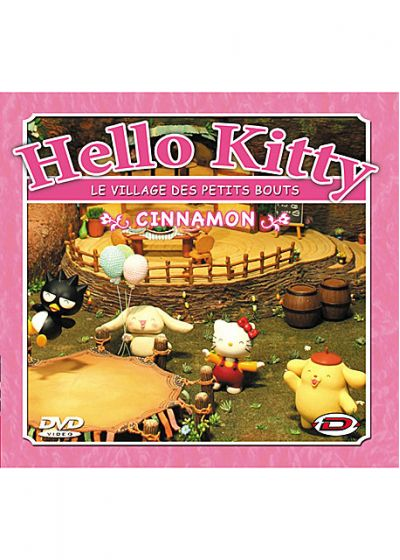 Hello Kitty - Le village des petits bouts - Vol. 2 - DVD