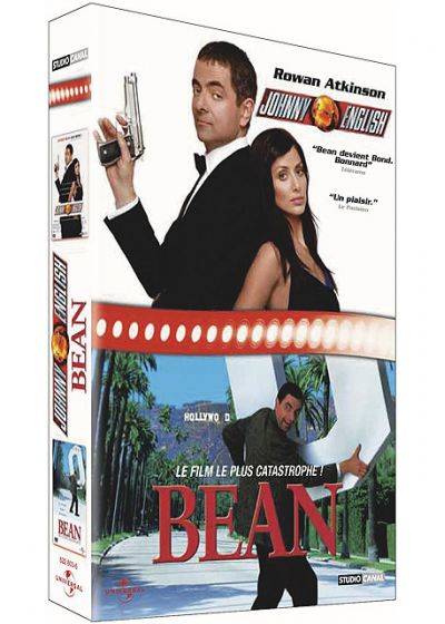Johnny English + Bean, le film - DVD