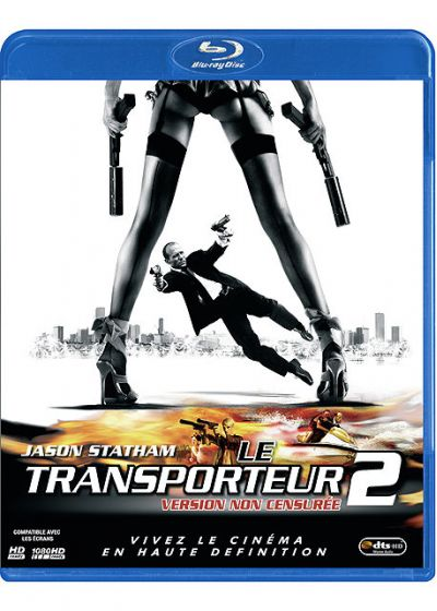 Le Transporteur 2 - Blu-ray