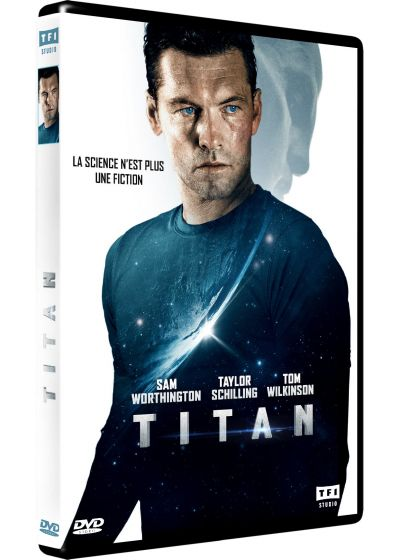 Titan (DVD + Copie digitale) - DVD