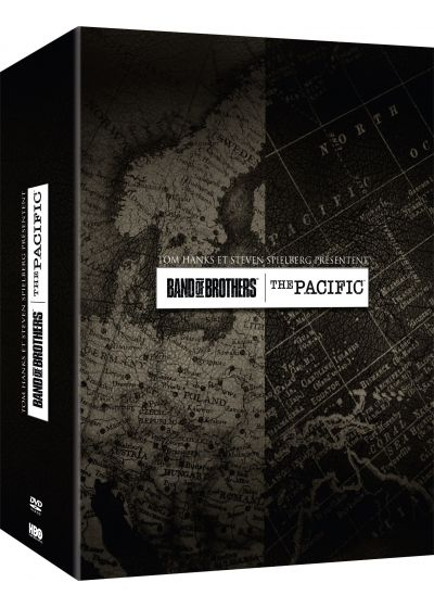 Band of Brothers + The Pacific (Édition Limitée) - DVD
