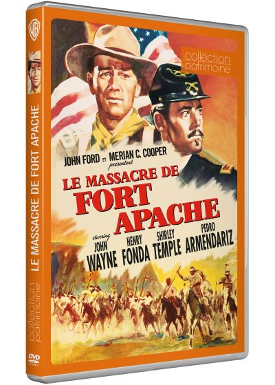 Le Massacre de Fort Apache - DVD