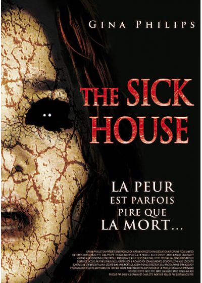 The Sick House - DVD