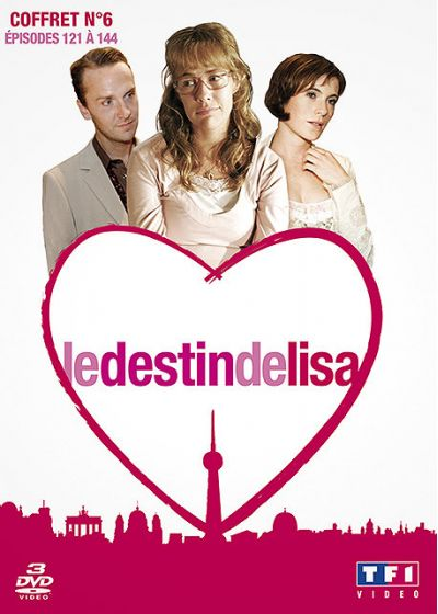 Le Destin de Lisa - Coffret N°06 - DVD