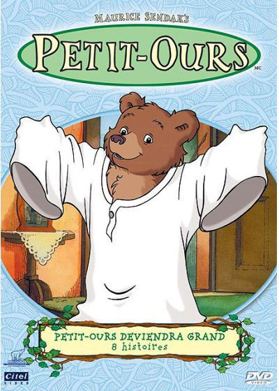 Petit-Ours - 8/25 - Petit-Ours deviendra grand - DVD