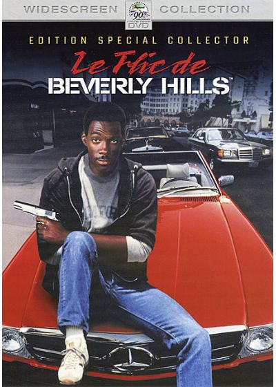 Le Flic de Beverly Hills (Édition Collector) - DVD